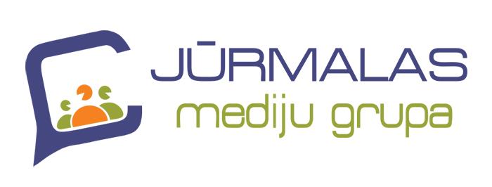 Jūrmalas Mediju grupa logo