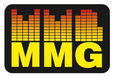 Māra mūzikas grupa logo