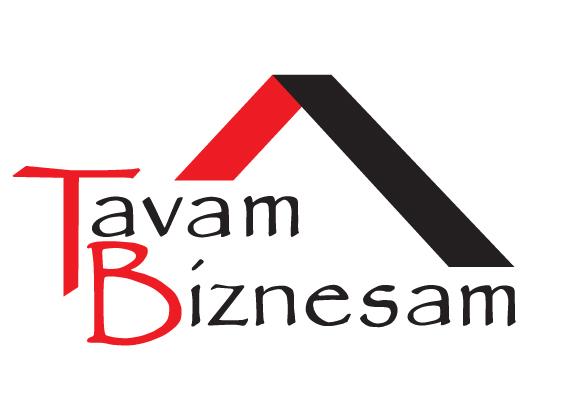Tavam Biznesam logo