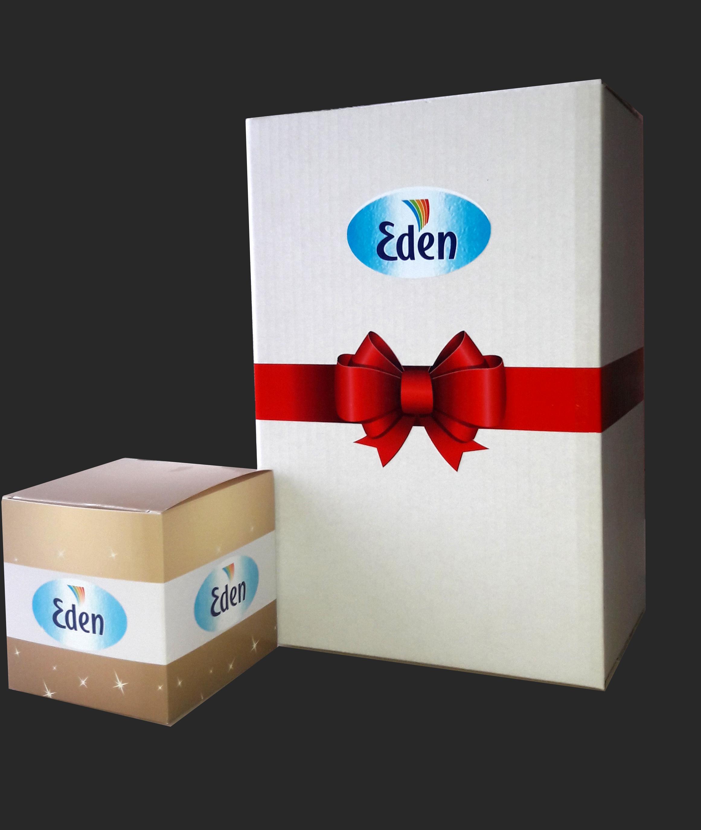 Eden Springs kastītes